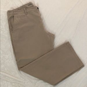 Old Navy Khaki Pants, 40 X 32